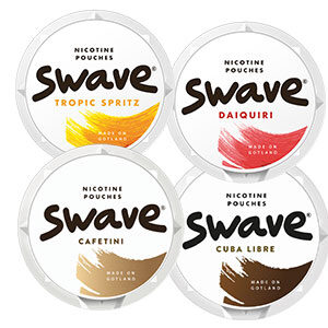 Snusnetto Swave Mixpack
