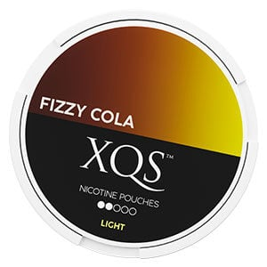 Snusnetto XQS Fizzy Cola Light