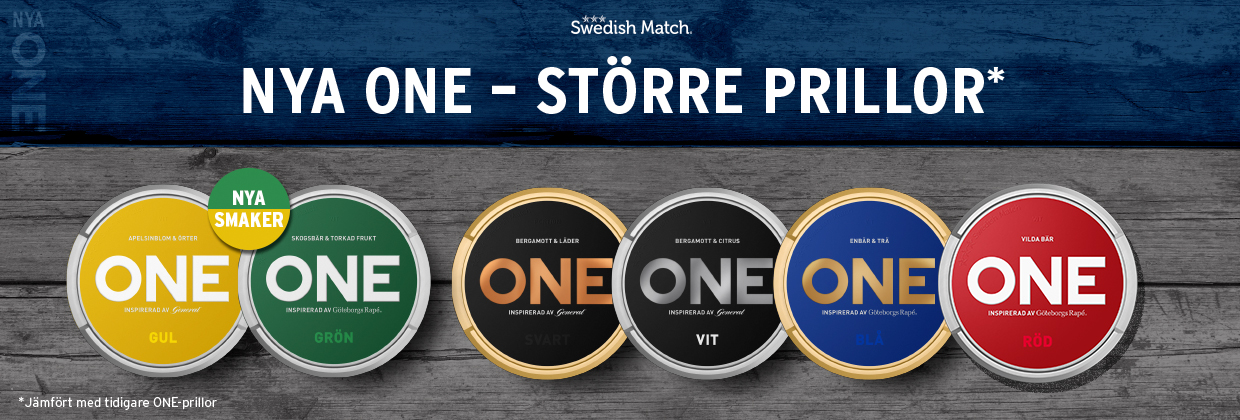 Snusnetto ONE