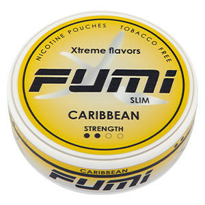 Snusnetto Fumi Caribbean Slim Strong All White Portion