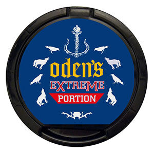 Odens Lakrits Extreme Portionssnus