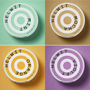 Snusnetto Helwit Mixpack