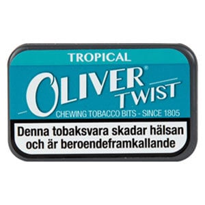 Snusnetto Oliver Twist Tropical
